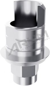 ARUM INTERNAL TI BASE SHORT TYPE ENGAGING - Compatible with KYOCERA® Poiex 3.7