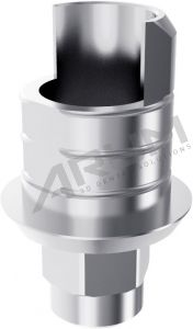 ARUM INTERNAL TI BASE SHORT TYPE ENGAGING - Compatible with KYOCERA® Poiex 4.2