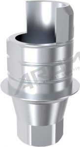 ARUM INTERNAL TI BASE SHORT TYPE ENGAGING - Compatible with ADIN® CLOSEFIT™ 4.3/5.0