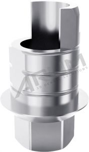 ARUM INTERNAL TI BASE SHORT TYPE ENGAGING - Compatible with ZIMMER® Tapered Screw-Vent® 3.5