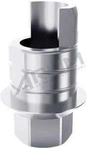 ARUM INTERNAL TI BASE SHORT TYPE ENGAGING - Compatible with ZIMMER® Tapered Screw-Vent® 5.7