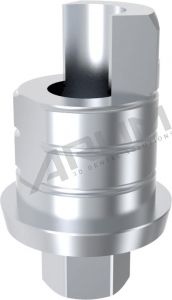 ARUM INTERNAL TI BASE SHORT TYPE ENGAGING - Compatible with THOMMEN SPI® 4.0
