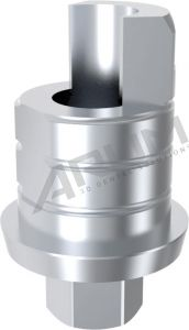 ARUM INTERNAL TI BASE SHORT TYPE ENGAGING - Compatible with THOMMEN SPI® 4.5