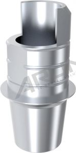 ARUM INTERNAL TI BASE SHORT TYPE NON-ENGAGING - Compatible with Biotech® 3.6/4.2/4.8/5.4