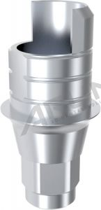 ARUM INTERNAL TI BASE SHORT TYPE ENGAGING - Compatible with Medentis Medical® ICX 3.75/4.1/4.8