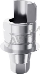 ARUM INTERNAL TI BASE SHORT TYPE ENGAGING - Compatible with DIO® UF Submerged Narrow