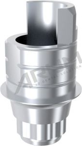 ARUM INTERNAL TI BASE SHORT TYPE ENGAGING - Compatible with Keystone Prima Connex® 3.5