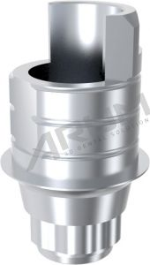 ARUM INTERNAL TI BASE SHORT TYPE ENGAGING - Compatible with Keystone Prima Connex® 4.1