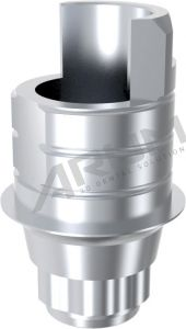 ARUM INTERNAL TI BASE SHORT TYPE ENGAGING - Compatible with Keystone Prima Connex® 5.0