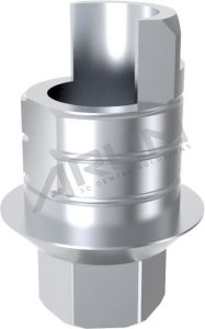 ARUM INTERNAL TI BASE SHORT TYPE ENGAGING - Compatible with Cortex™ 3.3/3.8/4.2/5.0/6.0