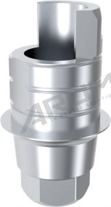 ARUM INTERNAL TI BASE SHORT TYPE ENGAGING - Compatible with MegaGen® Exfell