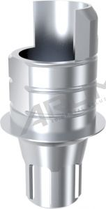 ARUM INTERNAL TI BASE SHORT TYPE ENGAGING - Compatible with AstraTech™ OsseoSpeed™ EV™ 5.4