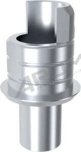 ARUM INTERNAL TI BASE SHORT TYPE ENGAGING - Compatible with Bredent Medical Sky® Regular 4.0