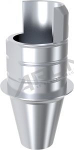 ARUM INTERNAL Ti BASE SHORT TYPE NON ENGAGING - Compatible with Deep® 4.5
