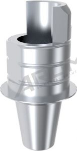 ARUM INTERNAL TI BASE SHORT TYPE NON-ENGAGING - Compatible with DIO® UF Submerged Narrow