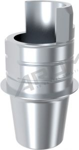 ARUM INTERNAL TI BASE SHORT TYPE NON-ENGAGING - Compatible with DIO® SM Mini