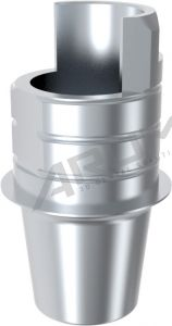 ARUM INTERNAL TI BASE SHORT TYPE NON-ENGAGING - Compatible with DIO® SM Regular/Wide/Extra Wide