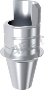 ARUM INTERNAL TI BASE SHORT TYPE NON-ENGAGING - Compatible with WARANTEC® Oneplant Tapered 4.3/5.3 - Straight 3.6/4.1/5.1