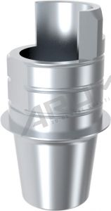 ARUM INTERNAL TI BASE SHORT TYPE NON-ENGAGING - Compatible with DIO® AMI 48