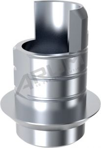 ARUM INTERNAL TI BASE SHORT TYPE NON-ENGAGING - Compatible with 3i® Certain® 3.4