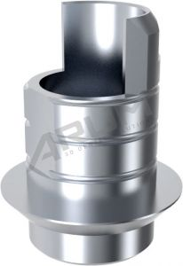ARUM INTERNAL TI BASE SHORT TYPE NON-ENGAGING - Compatible with 3i® Certain® 6.0