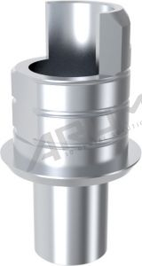 ARUM INTERNAL TI BASE SHORT TYPE NON-ENGAGING - Compatible with Bredent Medical Sky® Narrow 3.5