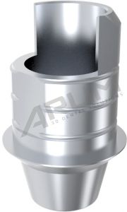 ARUM INTERNAL TI BASE SHORT TYPE (NP) 3.5 NON-ENGAGING - Compatible with Implant Direct® Legacy®