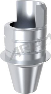ARUM INTERNAL TI BASE SHORT TYPE NON-ENGAGING - Compatible with Nobel Biocare® Active™ 3.0