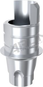 ARUM INTERNAL TI BASE SHORT TYPE ENGAGING - Compatible with MIS® C1 Narrow