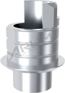 ARUM INTERNAL TI BASE NON-ENGAGING - Compatible with NEOSS Pro Active® 3.25