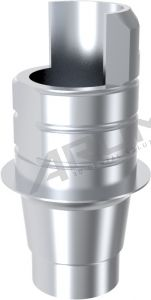 ARUM INTERNAL TI BASE SHORT TYPE NON-ENGAGING - Compatible with MIS® C1 Wide