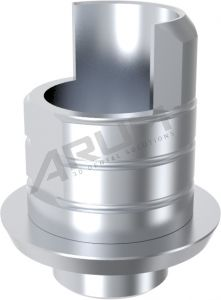 ARUM INTERNAL TI BASE SHORT TYPE NON-ENGAGING - Compatible with KYOCERA® Poiex 3.4